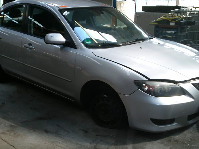 Mazda 3 (BK12) 1.6 CiTD 16V (klik op de afbeelding voor de volgende foto)  (klik op de afbeelding voor de volgende foto)  (klik op de afbeelding voor de volgende foto)  (klik op de afbeelding voor de volgende foto)  (klik op de afbeelding voor de volgende foto)