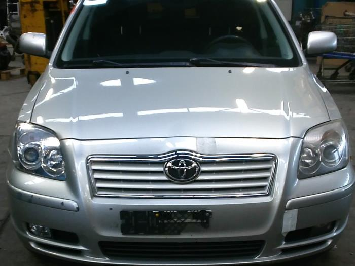 Toyota Avensis Wagon (T25/B1E) 2.2 D-4D 16V (klik op de afbeelding voor de volgende foto)  (klik op de afbeelding voor de volgende foto)  (klik op de afbeelding voor de volgende foto)  (klik op de afbeelding voor de volgende foto)  (klik op de afbeelding voor de volgende foto)  (klik op de afbeelding voor de volgende foto)