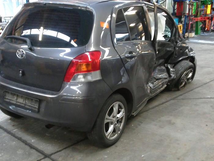 Toyota Yaris II (P9) 1.33 16V Dual VVT-I (Klicken Sie auf das Bild für das nächste Foto)  (Klicken Sie auf das Bild für das nächste Foto)  (Klicken Sie auf das Bild für das nächste Foto)