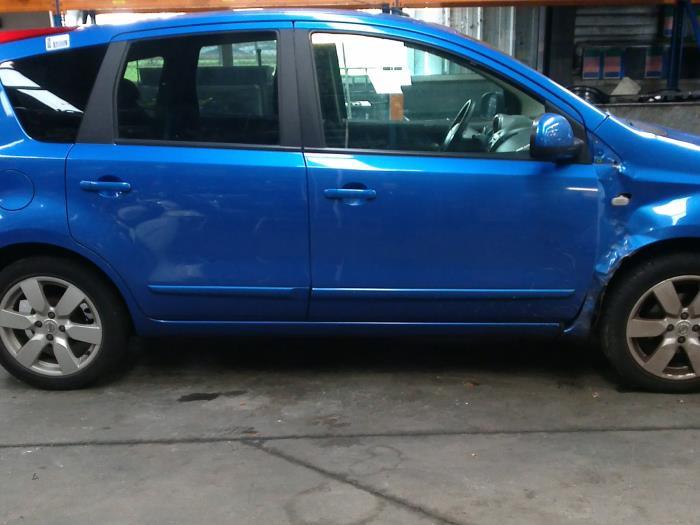 Nissan Note (E11) 1.4 16V (klik op de afbeelding voor de volgende foto)  (klik op de afbeelding voor de volgende foto)  (klik op de afbeelding voor de volgende foto)  (klik op de afbeelding voor de volgende foto)