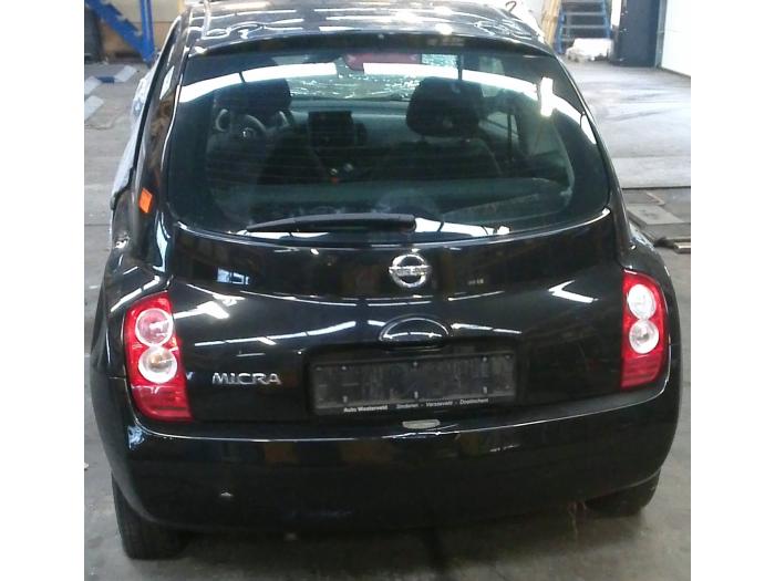 Nissan Micra (K12) 1.0 16V (klik op de afbeelding voor de volgende foto)  (klik op de afbeelding voor de volgende foto)