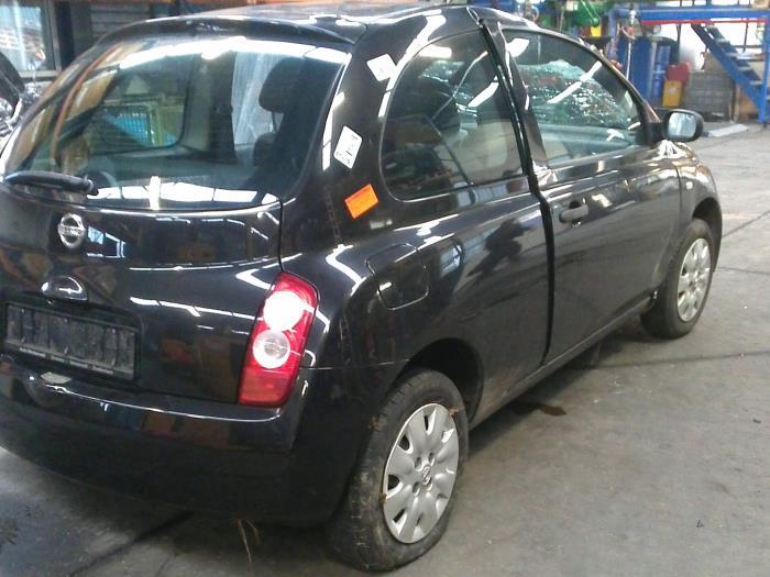 Nissan Micra (K12) 1.0 16V (klik op de afbeelding voor de volgende foto)  (klik op de afbeelding voor de volgende foto)  (klik op de afbeelding voor de volgende foto)