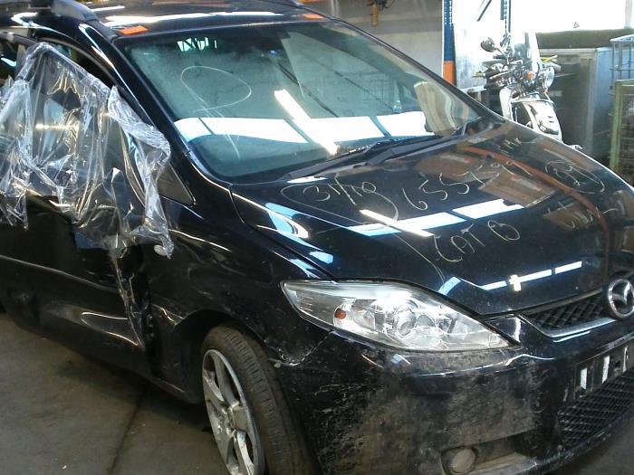 Mazda 5 (CR19) 2.0 CiDT 16V Normal Power (klik op de afbeelding voor de volgende foto)  (klik op de afbeelding voor de volgende foto)  (klik op de afbeelding voor de volgende foto)  (klik op de afbeelding voor de volgende foto)