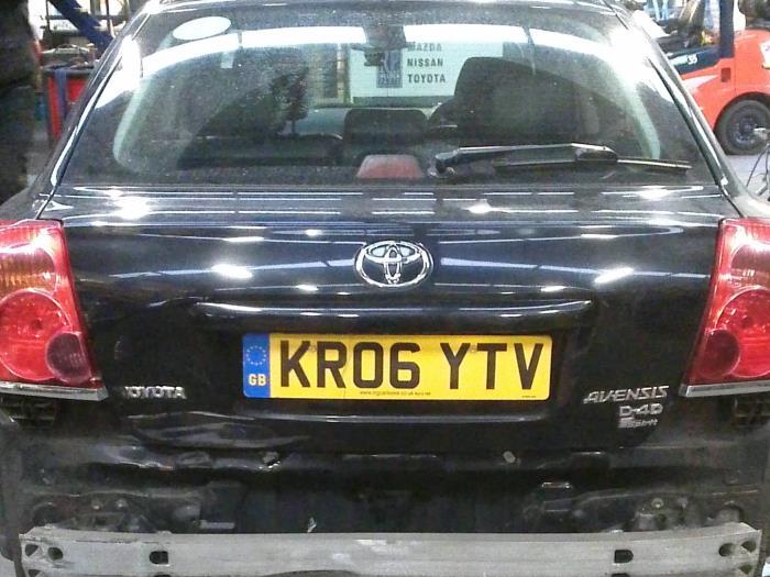 Toyota Avensis (T25/B1D) 2.2 D-4D 16V 2006 Vacuum ventiel (klik op de afbeelding voor de volgende foto)