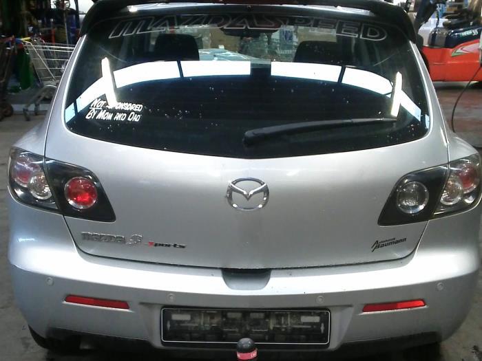 Mazda 3 Sport (BK14) 1.6 CiTD 16V (klik op de afbeelding voor de volgende foto)  (klik op de afbeelding voor de volgende foto)