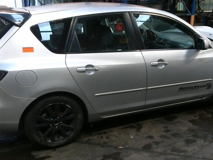 Mazda 3 Sport (BK14) 1.6 CiTD 16V (klik op de afbeelding voor de volgende foto)  (klik op de afbeelding voor de volgende foto)  (klik op de afbeelding voor de volgende foto)  (klik op de afbeelding voor de volgende foto)