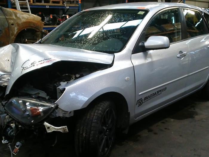 Mazda 3 Sport (BK14) 1.6 CiTD 16V (klik op de afbeelding voor de volgende foto)  (klik op de afbeelding voor de volgende foto)  (klik op de afbeelding voor de volgende foto)  (klik op de afbeelding voor de volgende foto)  (klik op de afbeelding voor de volgende foto)  (klik op de afbeelding voor de volgende foto)  (klik op de afbeelding voor de volgende foto)  (klik op de afbeelding voor de volgende foto)