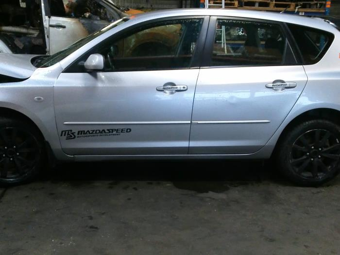 Mazda 3 Sport (BK14) 1.6 CiTD 16V (klik op de afbeelding voor de volgende foto)  (klik op de afbeelding voor de volgende foto)  (klik op de afbeelding voor de volgende foto)  (klik op de afbeelding voor de volgende foto)  (klik op de afbeelding voor de volgende foto)  (klik op de afbeelding voor de volgende foto)  (klik op de afbeelding voor de volgende foto)
