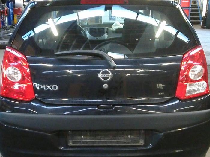 Nissan Pixo (D31S) 1.0 12V (klik op de afbeelding voor de volgende foto)  (klik op de afbeelding voor de volgende foto)  (klik op de afbeelding voor de volgende foto)  (klik op de afbeelding voor de volgende foto)