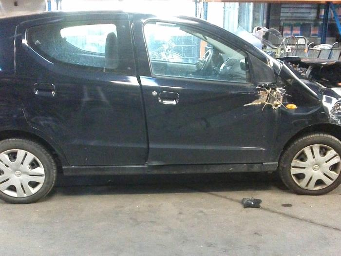 Nissan Pixo (D31S) 1.0 12V (klik op de afbeelding voor de volgende foto)  (klik op de afbeelding voor de volgende foto)  (klik op de afbeelding voor de volgende foto)  (klik op de afbeelding voor de volgende foto)  (klik op de afbeelding voor de volgende foto)  (klik op de afbeelding voor de volgende foto)