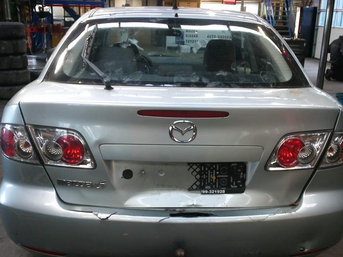 Mazda 6 Sport (GG14) 1.8i 16V (klik op de afbeelding voor de volgende foto)  (klik op de afbeelding voor de volgende foto)