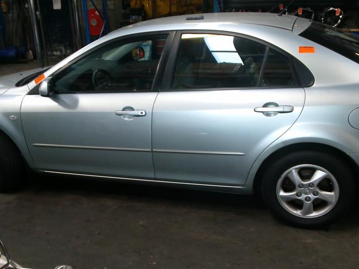 Mazda 6 Sport (GG14) 1.8i 16V (klik op de afbeelding voor de volgende foto)  (klik op de afbeelding voor de volgende foto)  (klik op de afbeelding voor de volgende foto)  (klik op de afbeelding voor de volgende foto)  (klik op de afbeelding voor de volgende foto)  (klik op de afbeelding voor de volgende foto)  (klik op de afbeelding voor de volgende foto)