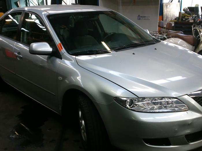 Mazda 6 Sport (GG14) 1.8i 16V (klik op de afbeelding voor de volgende foto)  (klik op de afbeelding voor de volgende foto)  (klik op de afbeelding voor de volgende foto)  (klik op de afbeelding voor de volgende foto)  (klik op de afbeelding voor de volgende foto)