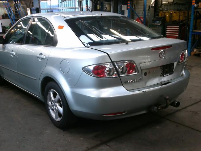 Mazda 6 Sport (GG14) 1.8i 16V (klik op de afbeelding voor de volgende foto)