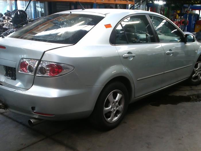 Mazda 6 Sport (GG14) 1.8i 16V (klik op de afbeelding voor de volgende foto)  (klik op de afbeelding voor de volgende foto)  (klik op de afbeelding voor de volgende foto)