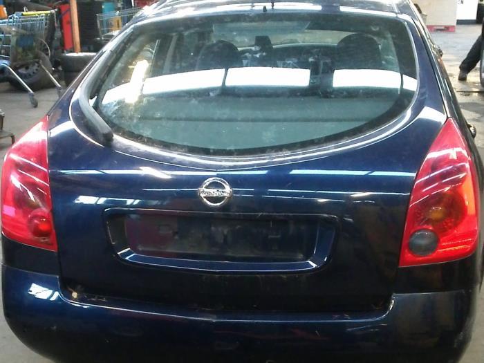 Nissan Primera (P12) 1.9 dCi (klik op de afbeelding voor de volgende foto)  (klik op de afbeelding voor de volgende foto)