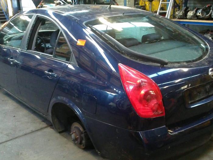 Nissan Primera (P12) 1.9 dCi (klik op de afbeelding voor de volgende foto)