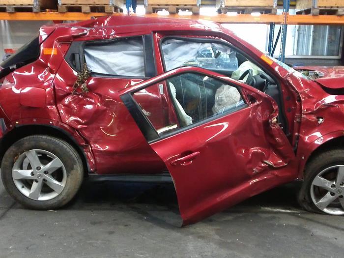 Nissan Juke (F15) 1.6 16V (klik op de afbeelding voor de volgende foto)  (klik op de afbeelding voor de volgende foto)  (klik op de afbeelding voor de volgende foto)  (klik op de afbeelding voor de volgende foto)