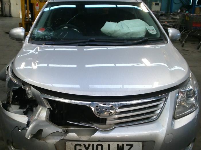 Toyota Avensis Wagon (T27) 1.8 16V VVT-i 2011 Vacuum ventiel (klik op de afbeelding voor de volgende foto)