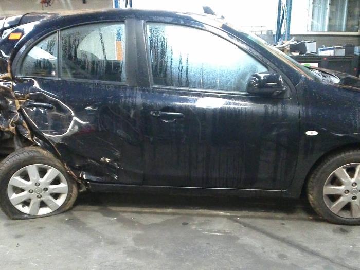 Nissan Micra (K13) 1.2 12V DIG-S (klik op de afbeelding voor de volgende foto)  (klik op de afbeelding voor de volgende foto)  (klik op de afbeelding voor de volgende foto)  (klik op de afbeelding voor de volgende foto)