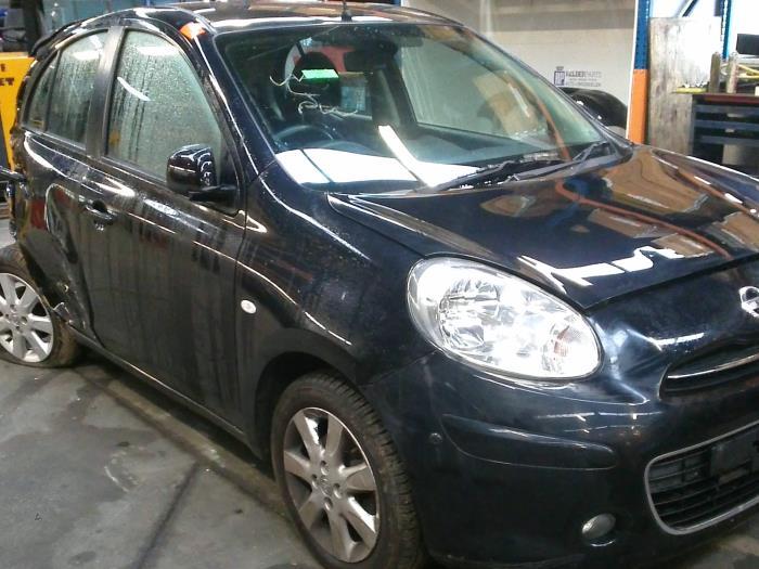 Nissan Micra (K13) 1.2 12V DIG-S (klik op de afbeelding voor de volgende foto)  (klik op de afbeelding voor de volgende foto)  (klik op de afbeelding voor de volgende foto)  (klik op de afbeelding voor de volgende foto)  (klik op de afbeelding voor de volgende foto)