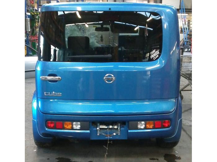 Nissan Cube (Z12) 1.6 16V (klik op de afbeelding voor de volgende foto)  (klik op de afbeelding voor de volgende foto)