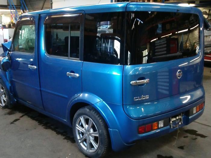 Nissan Cube (Z12) 1.6 16V (klik op de afbeelding voor de volgende foto)