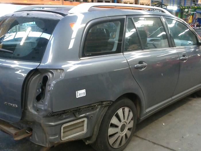 Toyota Avensis Wagon (T25/B1E) 1.8 16V VVT-i (klik op de afbeelding voor de volgende foto)  (klik op de afbeelding voor de volgende foto)  (klik op de afbeelding voor de volgende foto)