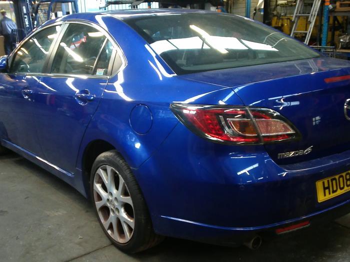 Mazda 6 (GH12/GHA2) 2.5 16V S-VT GT-M (klik op de afbeelding voor de volgende foto)