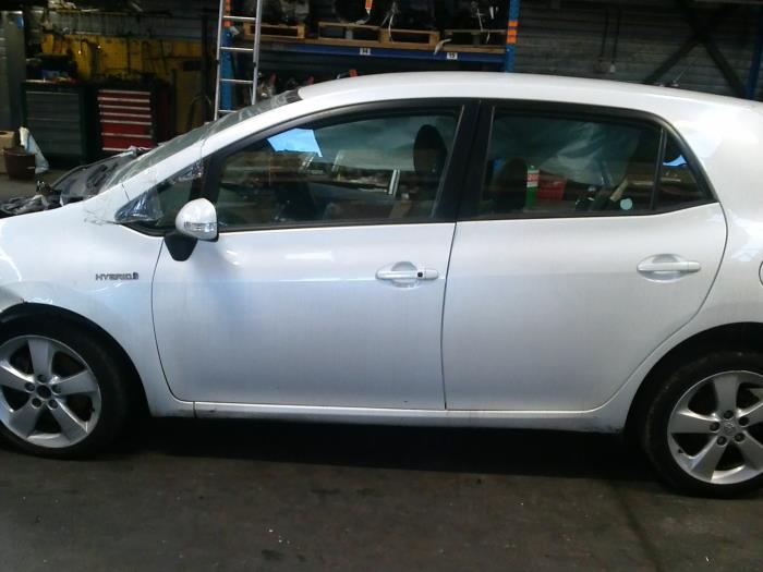 Toyota Auris (E15) 1.8 16V HSD Full Hybrid 2012 ABS Pomp (klik op de afbeelding voor de volgende foto)