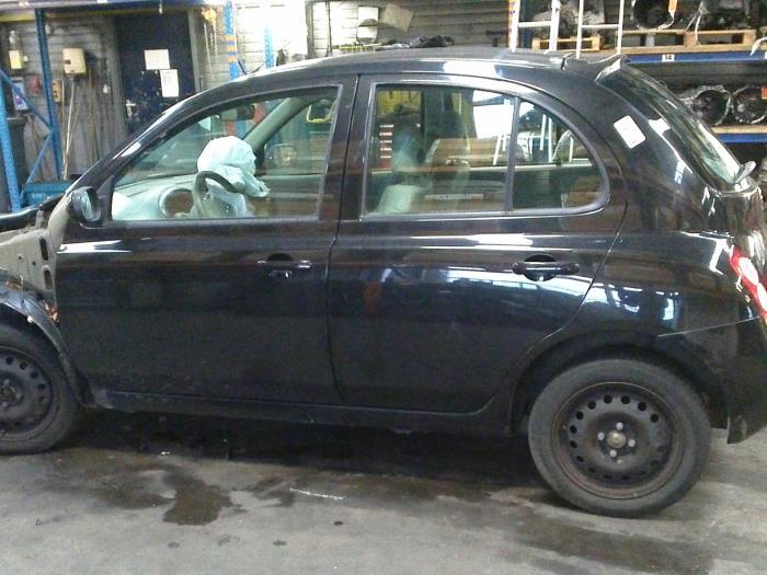 Nissan Micra (K12) 1.4 16V (klik op de afbeelding voor de volgende foto)  (klik op de afbeelding voor de volgende foto)  (klik op de afbeelding voor de volgende foto)  (klik op de afbeelding voor de volgende foto)  (klik op de afbeelding voor de volgende foto)  (klik op de afbeelding voor de volgende foto)  (klik op de afbeelding voor de volgende foto)