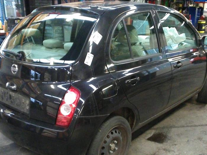 Nissan Micra (K12) 1.4 16V (klik op de afbeelding voor de volgende foto)  (klik op de afbeelding voor de volgende foto)  (klik op de afbeelding voor de volgende foto)