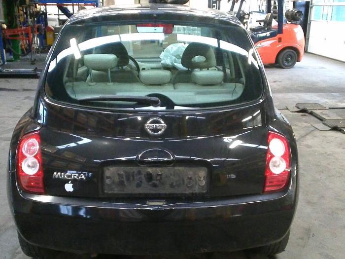 Nissan Micra (K12) 1.4 16V (klik op de afbeelding voor de volgende foto)  (klik op de afbeelding voor de volgende foto)