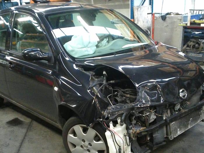 Nissan Micra (K12) 1.4 16V (klik op de afbeelding voor de volgende foto)  (klik op de afbeelding voor de volgende foto)  (klik op de afbeelding voor de volgende foto)  (klik op de afbeelding voor de volgende foto)  (klik op de afbeelding voor de volgende foto)