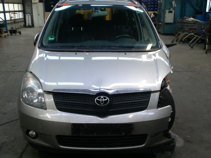 Toyota Corolla Verso (E12) 1.6 16V VVT-i (klik op de afbeelding voor de volgende foto)  (klik op de afbeelding voor de volgende foto)  (klik op de afbeelding voor de volgende foto)  (klik op de afbeelding voor de volgende foto)  (klik op de afbeelding voor de volgende foto)  (klik op de afbeelding voor de volgende foto)