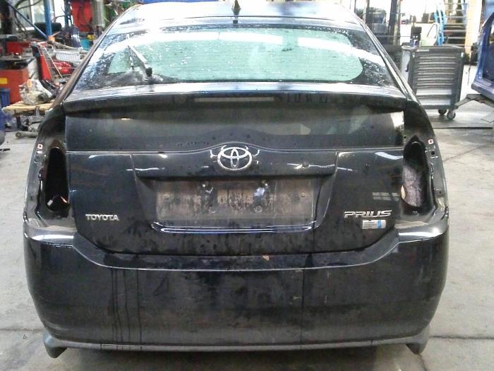 Toyota Prius (NHW20) 1.5 16V 2009 Bumpersteun rechts-achter (klik op de afbeelding voor de volgende foto)