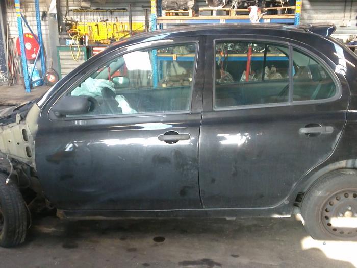 Nissan Micra (K12) 1.2 16V (klik op de afbeelding voor de volgende foto)  (klik op de afbeelding voor de volgende foto)  (klik op de afbeelding voor de volgende foto)  (klik op de afbeelding voor de volgende foto)  (klik op de afbeelding voor de volgende foto)  (klik op de afbeelding voor de volgende foto)