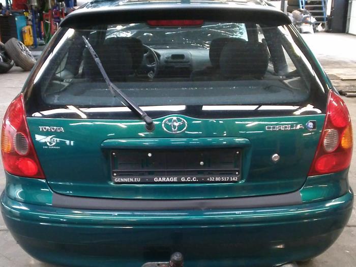 Toyota Corolla (EB/WZ/CD) 1.4 16V VVT-i (klik op de afbeelding voor de volgende foto)  (klik op de afbeelding voor de volgende foto)  (klik op de afbeelding voor de volgende foto)  (klik op de afbeelding voor de volgende foto)