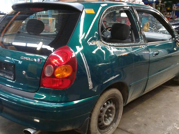 Toyota Corolla (EB/WZ/CD) 1.4 16V VVT-i (klik op de afbeelding voor de volgende foto)  (klik op de afbeelding voor de volgende foto)  (klik op de afbeelding voor de volgende foto)  (klik op de afbeelding voor de volgende foto)  (klik op de afbeelding voor de volgende foto)
