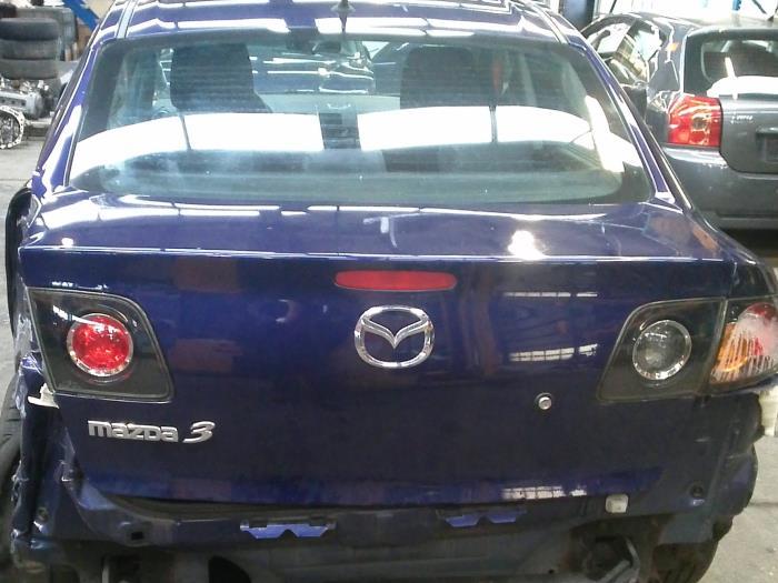 Mazda 3 (BK12) 1.6i 16V 2006 Motorrubber (klik op de afbeelding voor de volgende foto)