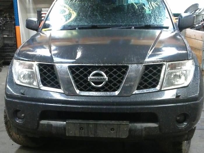 Nissan Navara (D40) 2.5 dCi 16V 4x4 (klik op de afbeelding voor de volgende foto)  (klik op de afbeelding voor de volgende foto)