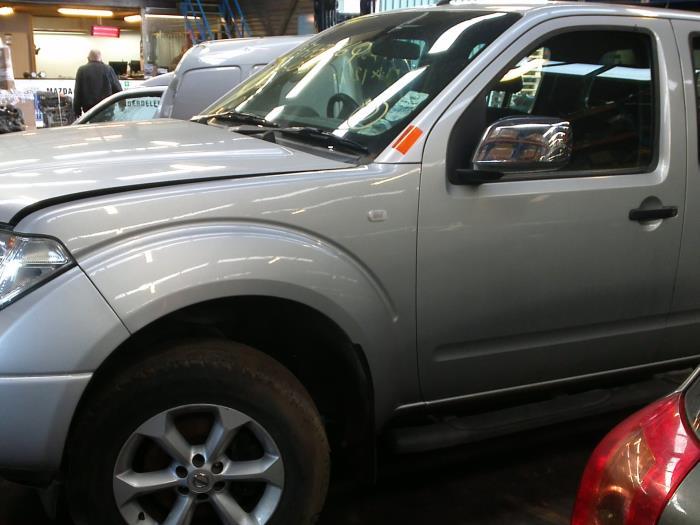 Nissan Navara (D40) 2.5 dCi 16V 4x4 2008 Laadbak (klik op de afbeelding voor de volgende foto)