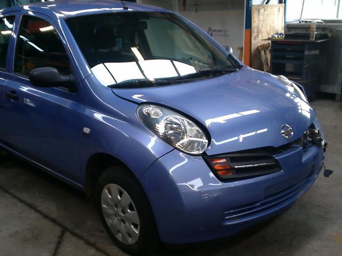 Nissan Micra (K12) 1.2 16V (klik op de afbeelding voor de volgende foto)  (klik op de afbeelding voor de volgende foto)  (klik op de afbeelding voor de volgende foto)  (klik op de afbeelding voor de volgende foto)  (klik op de afbeelding voor de volgende foto)