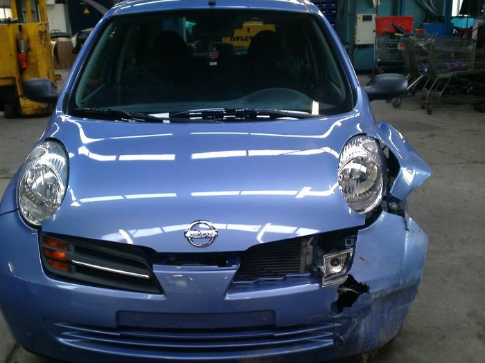 Nissan Micra (K12) 1.2 16V 2004 Airbagring (klik op de afbeelding voor de volgende foto)