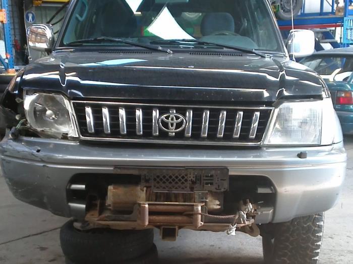 Toyota Land Cruiser 90 (J9) 3.0 TD Challenger (klik op de afbeelding voor de volgende foto)  (klik op de afbeelding voor de volgende foto)  (klik op de afbeelding voor de volgende foto)  (klik op de afbeelding voor de volgende foto)  (klik op de afbeelding voor de volgende foto)  (klik op de afbeelding voor de volgende foto)