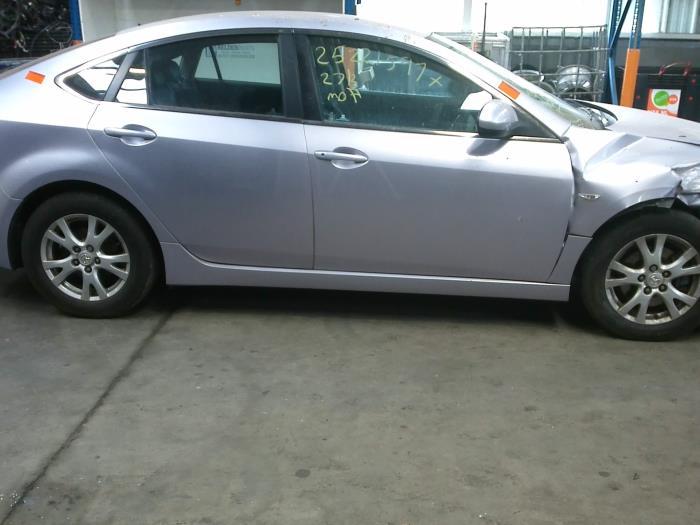 Mazda 6 Sport (GH14/GHA4) 2.0 CiDT 16V (klik op de afbeelding voor de volgende foto)  (klik op de afbeelding voor de volgende foto)  (klik op de afbeelding voor de volgende foto)