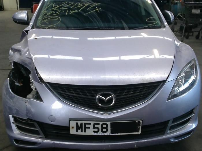 Mazda 6 Sport (GH14/GHA4) 2.0 CiDT 16V (klik op de afbeelding voor de volgende foto)  (klik op de afbeelding voor de volgende foto)  (klik op de afbeelding voor de volgende foto)  (klik op de afbeelding voor de volgende foto)