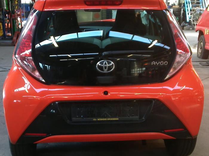 Toyota Aygo (B40) 1.0 12V VVT-i (klik op de afbeelding voor de volgende foto)  (klik op de afbeelding voor de volgende foto)