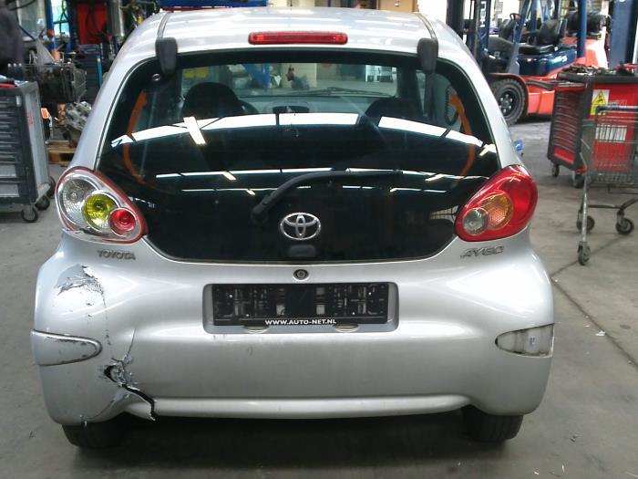Toyota Aygo (B10) 1.0 12V VVT-i (klik op de afbeelding voor de volgende foto)