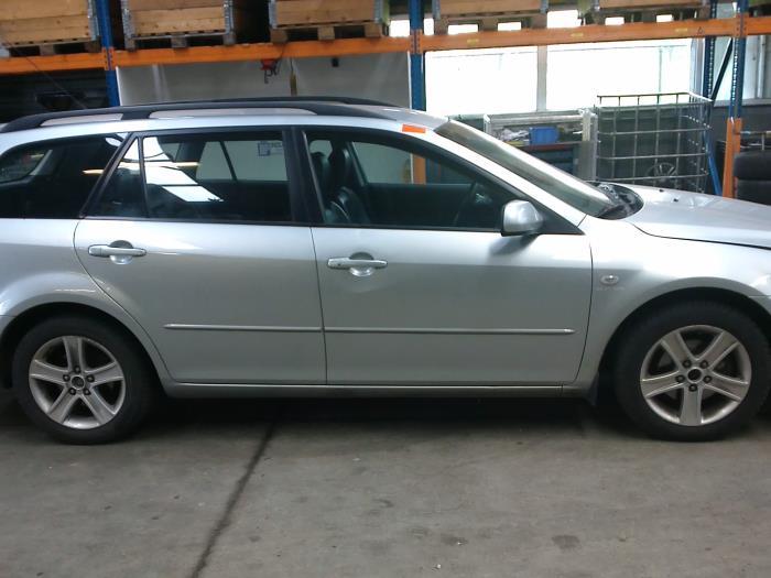 Mazda 6 Sportbreak (GY19/89) 2.0 CiDT HP 16V (klik op de afbeelding voor de volgende foto)  (klik op de afbeelding voor de volgende foto)  (klik op de afbeelding voor de volgende foto)  (klik op de afbeelding voor de volgende foto)